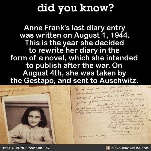 595 best Anne Frank images on Pinterest | Germany, History ...