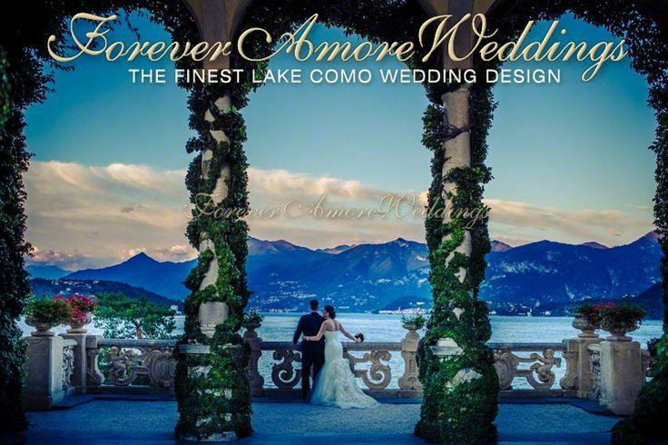 Perfect picture backdrop, Arched Loggia, Villa Balbianello. Picture by Steve Tarling ©