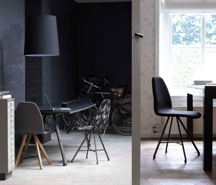 I always enjoy finding a new-to-me Dutch design label, this time it is Spoinq... and I especially LIKE their chairs... hope you agree with me