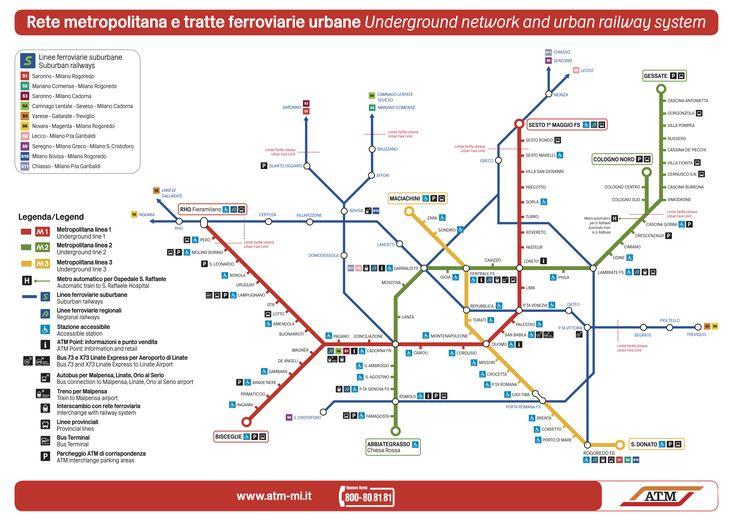 Metro Milán