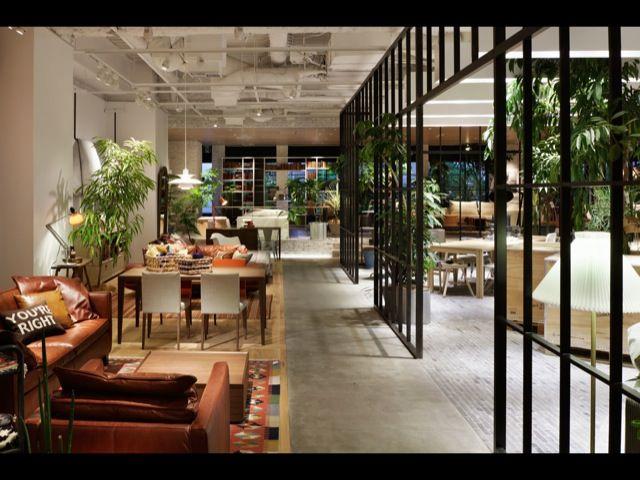 アクタス青山店店舗(物販) | WORKS | MAXRAY
