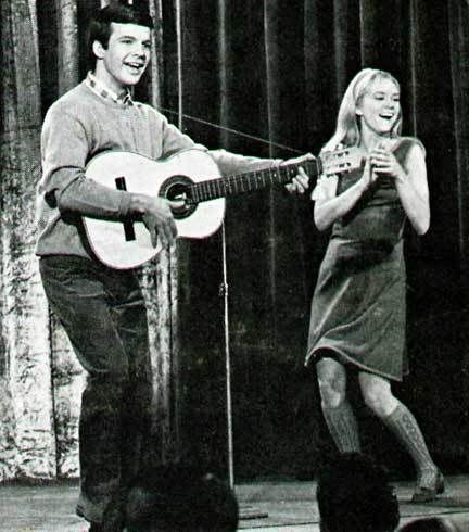 Bobby Vee and Jackie DeShannon 1967                                                                                                                                                                                 More