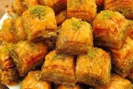 Turkish Delight Baklava