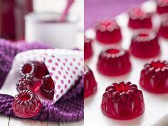 Kirsch-Glühwein-Fruchtgummi-Rezept zum selbermachen - Geschenkidee zu Nikolaus   woont - love your home