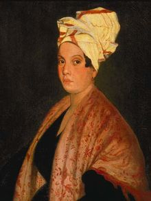 "Marie Laveau (1794-1884) was a Louisianna practitioner of Voodoo in New Orleans. She had thousand of followers, earning her the title, ""Voodoo Queen of New Orleans."""