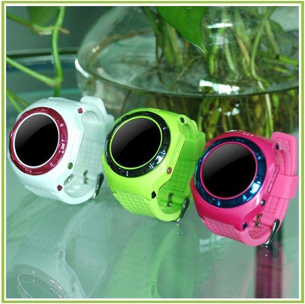Детей дети GPS трекер L20 GPS часы трекер для старик / дети анти-потерянный устройство открытый GPS часы трекер