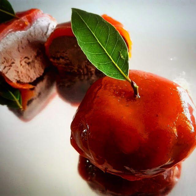 Lovely Cake: Patè Flambè Affumicato in gelatina di Pesca Londa