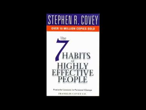 The 7 Habits of Highley Effective People - Stephen Covey - Audiobook - YouTube