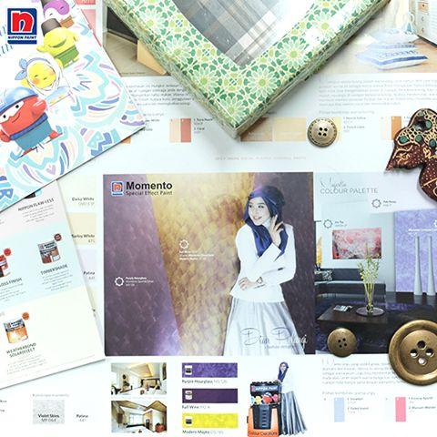 Bagi Sahabat Nippon Paint yang bingung akan mengaplikasikan warna apa pada rumah untuk menyambut Lebaran, Sahabat Nippon Paint bisa download inspirasi #WarnaWarniLebaran di http://bit.ly/warna-warni-lebaran