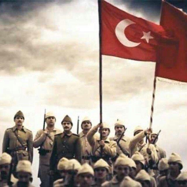 Ottman soldiers in WWI