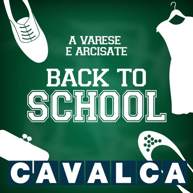 Le nuove collezioni A/I 2014/15 ti aspettano da #Cavalca: scopri tutte le proposte per tornare a scuola o in ufficio con un #look perfetto. #fashion #backtoschool #news