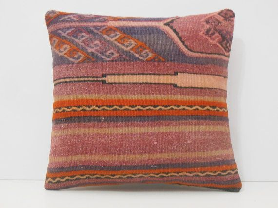 20x20 kelims pillows DECOLIC woven rug dorm room decor chair seat cushions modern area rug coussin de sol kilim rug 13818 kilim pillow 50x50