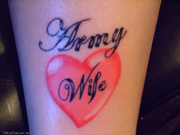 Download Military Wife Tattoos Santattooscom Picture #16738