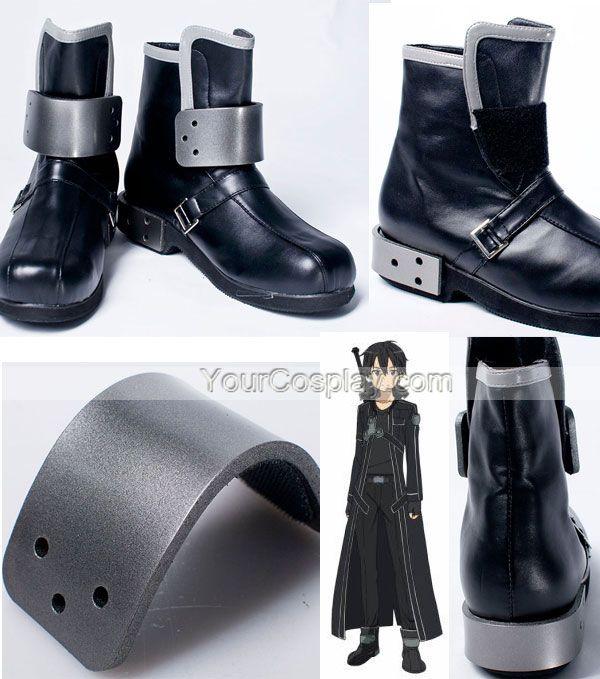 Sword Art Online. Kirito's boots.