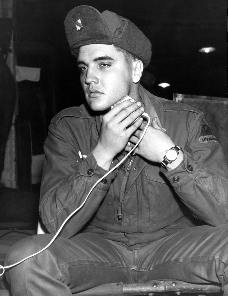 Image result for Elvis, Radio Recorders 1960 november
