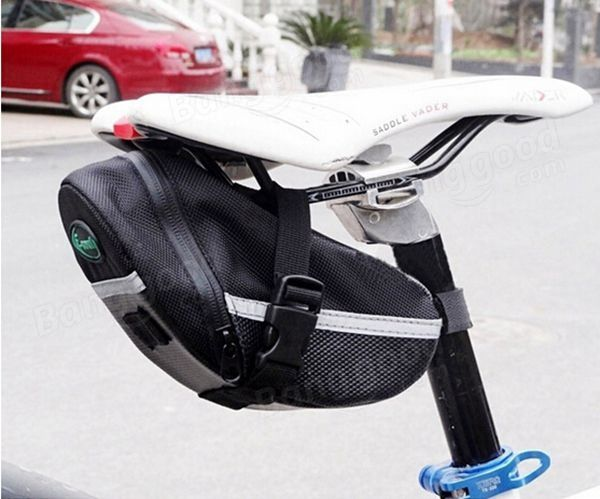 Cycling Sport Seat Pack Bike Rear Saddle Seatpost Bag Tail Pannier