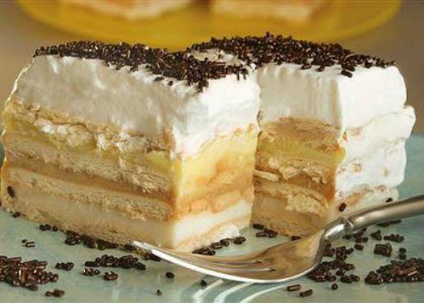 Puding torta ~ Kuhinja, Recepti, Specijaliteti