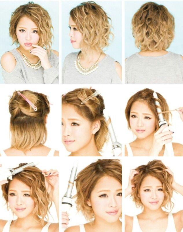 Gyaru Hair Tutorial My Style Pinterest Hair Hair Styles And