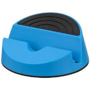 Orso mediahouder blauw,zwart 12349301  Orso mediahouder. Stijlvol ontwerp bedoeld als mediahouder voor mobiele apparaten en tablets. Ideaal om films te...