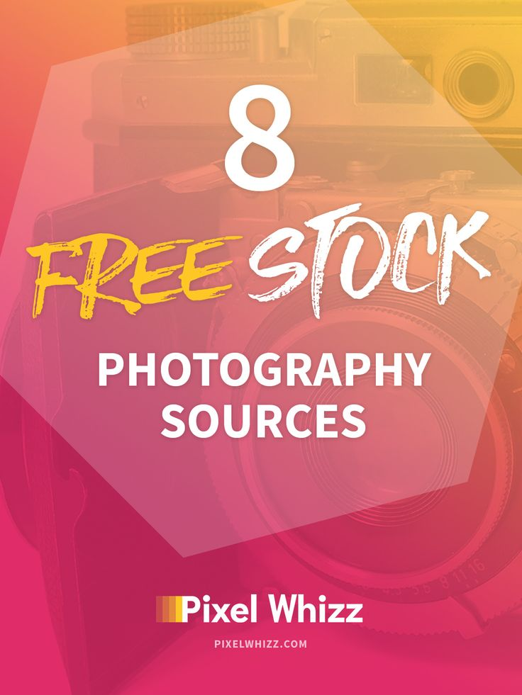 Stock photos suck, but there are hundreds of websites that share high quality free stock photos that you can use in personal and commercial projects. This list compiles the 8 best of the best! via @pixelwhizz