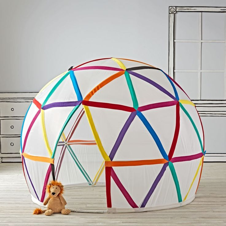 Geodome Playhouse 21 best geodesic domes images