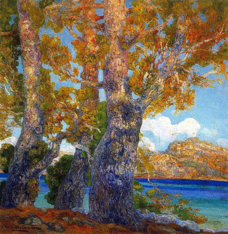 North Coast of Formentera   Anglada Camarasa, Herman (Spanish, 1871-1959)   1936