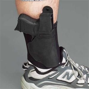 Galco AL608 Ankle Lite Ankle Holster for SIG Sauer P238, Black