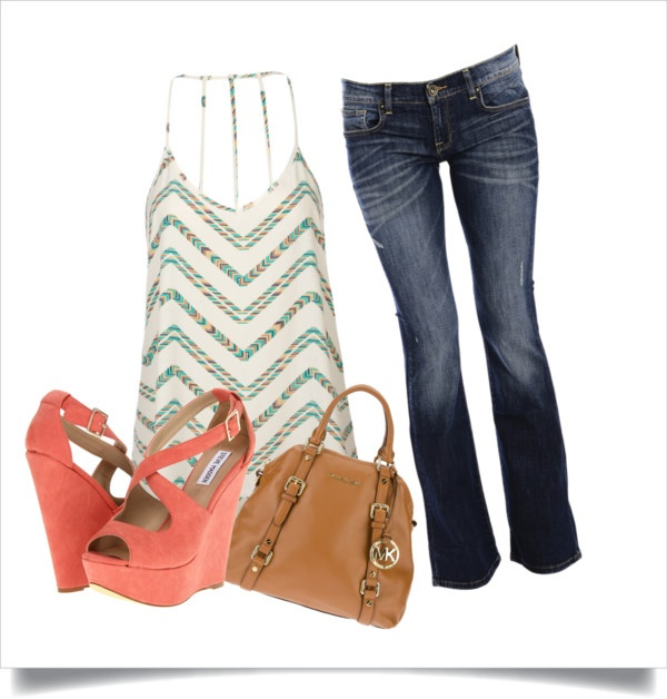 """Spring casual"" by elainel472 on Polyvore"