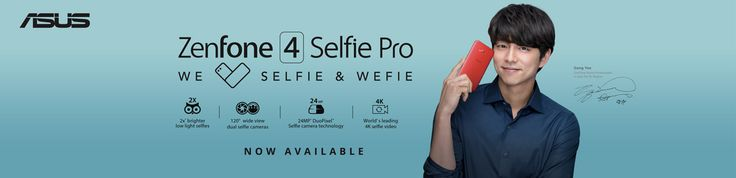 Asus Official Online Store   Lazada Philippines Shop mobiles and tablets here ➡https://goo.gl/6GK8Db #asus #zenfone #selfie #wefie #GongYoo #Zenfone4