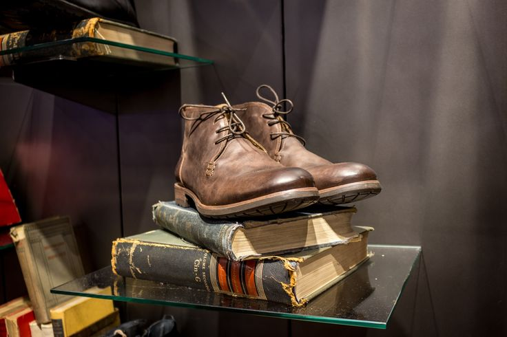 MCS leather and books