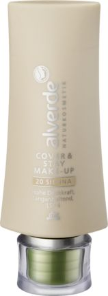 dm // alverde NATURKOSMETIK Cover & Stay Make-up sienna 20