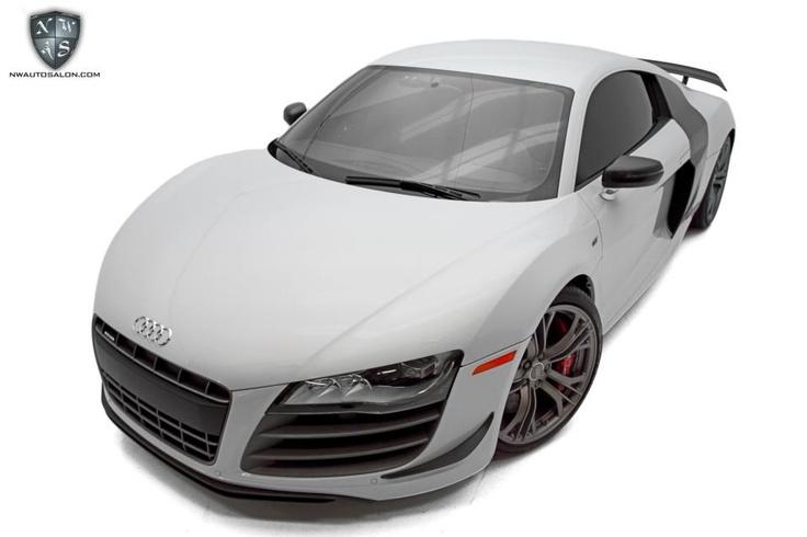 University Audi Suzuka Grey R8 Gt Automotive