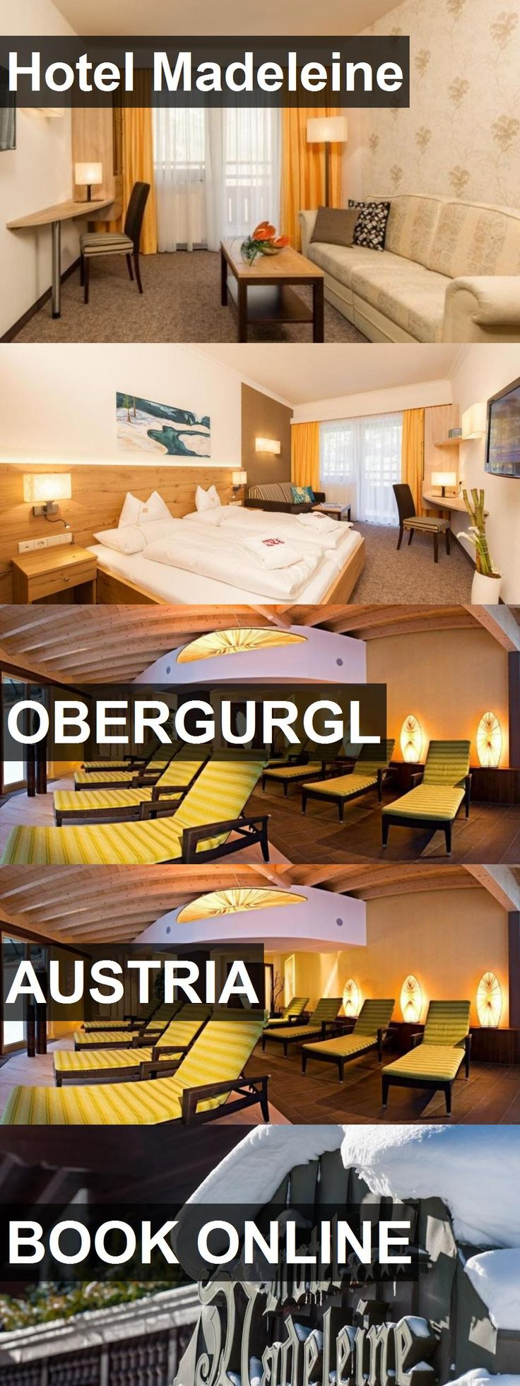 Hotel Hotel Madeleine in Obergurgl, Austria. For more information, photos, reviews and best prices please follow the link. #Austria #Obergurgl #HotelMadeleine #hotel #travel #vacation