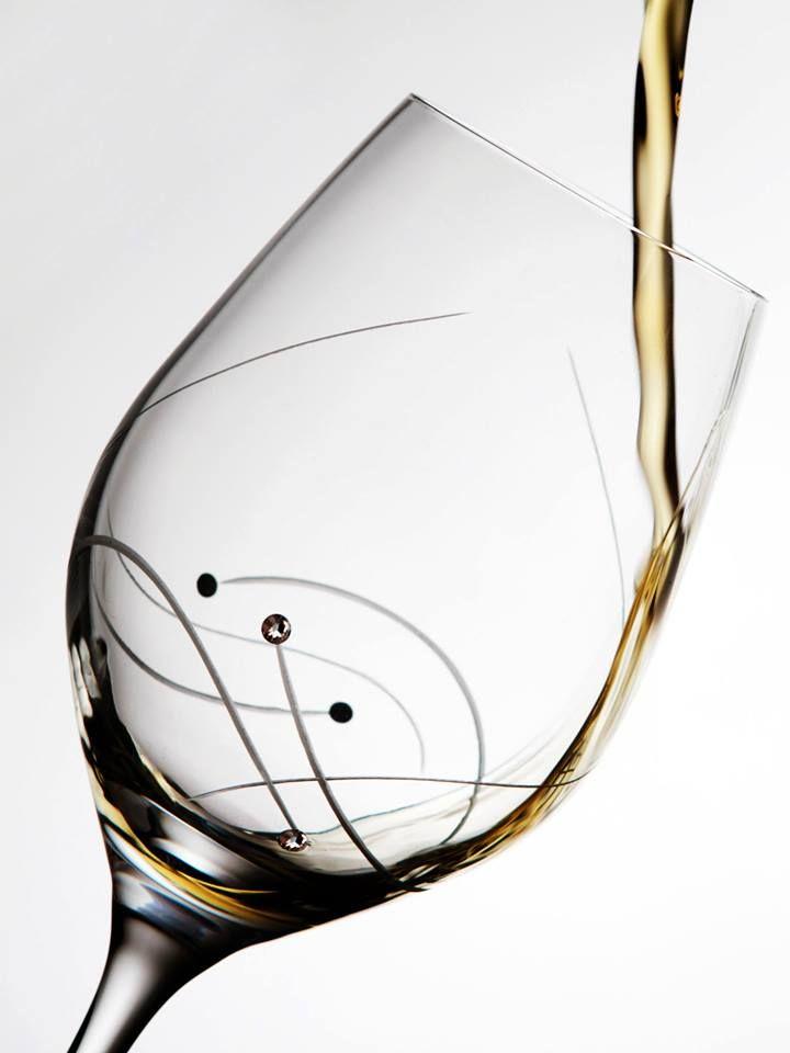 Poháre na víno