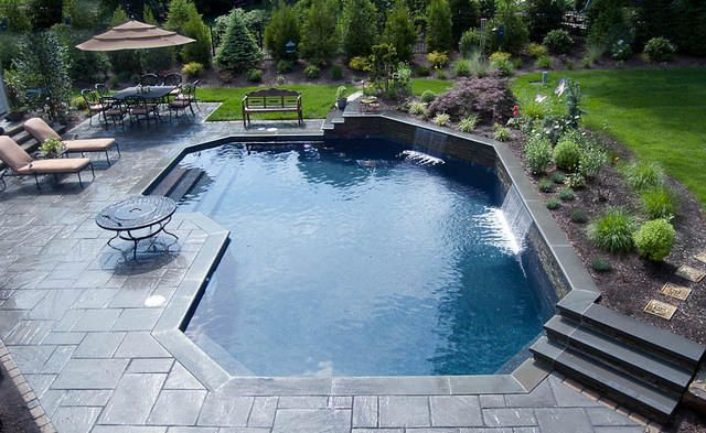 114 Best Images About Dream Pools Spas On Pinterest