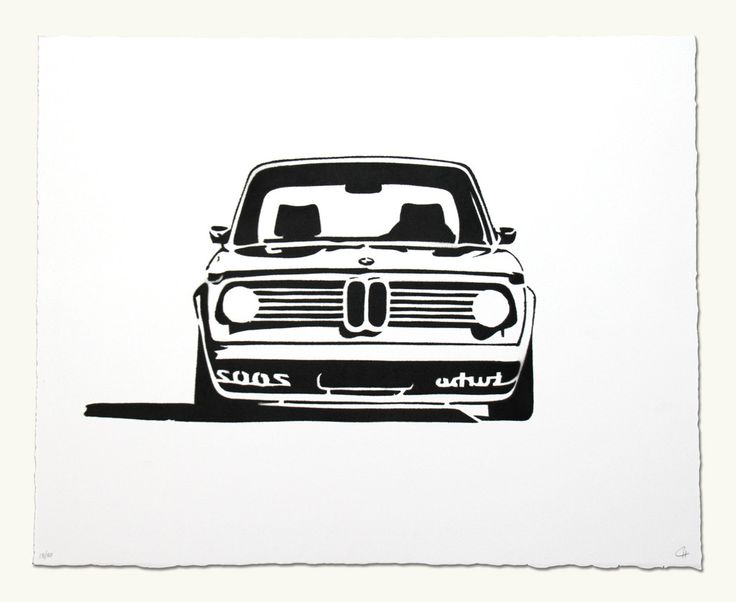 BMW 2002 Turbo Headshot
