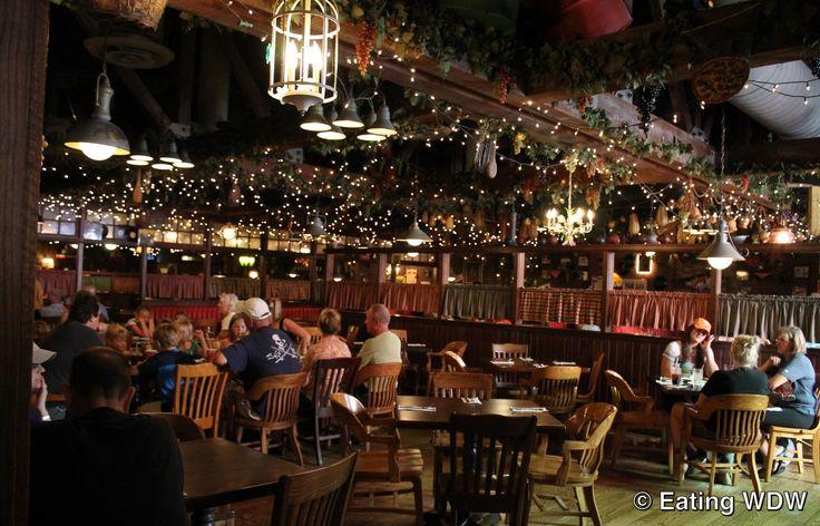 Italian Restaurant Disney Hollywood Studios