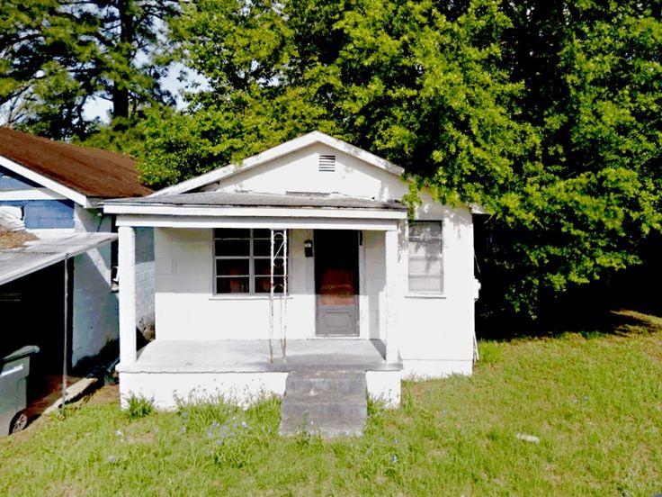 Cheap House For Sale In Savannah, Georgia