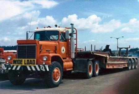 old+kenworth+logging | Commercialmotor.com - Logging in New Zealand. Classic 'big twig trucks ...