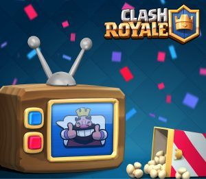 Clash Royale: Actualización de Mayo nuevas cartas y mucho más!