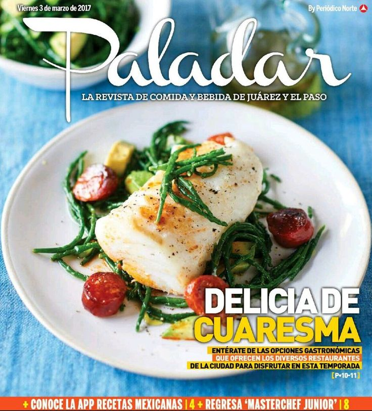Paladar Revista Descarga http://bit.ly/2ndmDC9