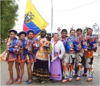 DANZAS FOLCLORICAS DE COLOMBIA