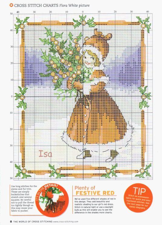 Gallery.ru / Фото #6 - The world of cross stitching 090 ноябрь 2004 - WhiteAngel