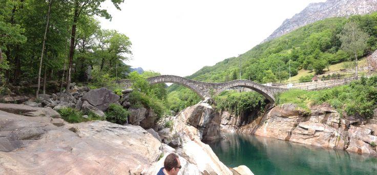 Ponte dei Salti, Ticino, Italia