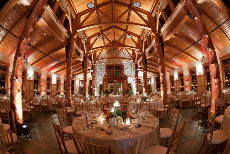 Wedding Venues In Racine Wi | Schlitz Audubon Milwaukee | Rustic Romance Wedding | Pinterest