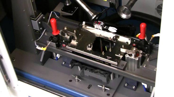 laser plastic welding machine
