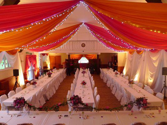 Complete-Chillout-wedding-decorators-UK-ceiling-drapes-wedding-decor |