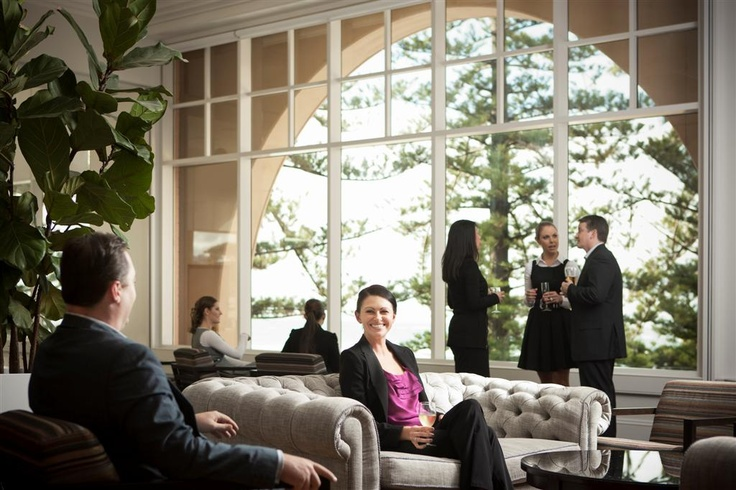 Lord Ashley Lounge - Crowne Plaza Terrigal