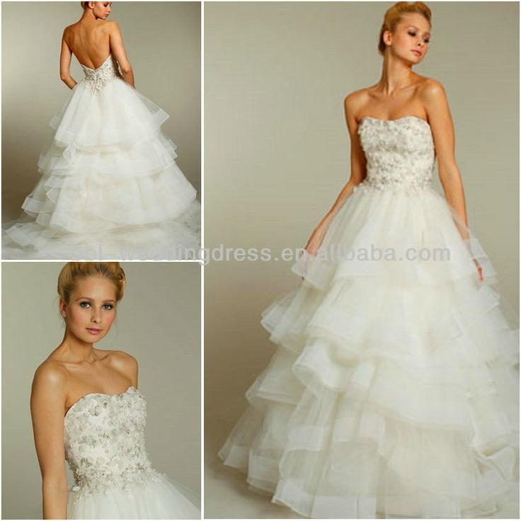 7 best Wedding dresses images on Pinterest | Bridal gowns ...