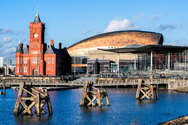 48 hours in Cardiff, Wales